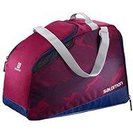 Salomon Extend Max Gearbag Beet Red/Medieval B - Sportovní taška