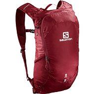 Salomon TRAILBLAZER 10 Biking red/Ebony - Turistický batoh