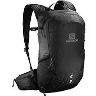 Salomon TRAILBLAZER 20 Black/Black - Sportovní batoh
