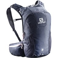Salomon Trail 20 Crown Blue/Pink Mist - Sportovní batoh