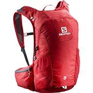 Salomon Trail 20 Barbados Cherry/Graphite - Sportovní batoh