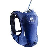 Salomon Skin Pro 10 Set Surf The Web/Medieval B - Sportovní batoh