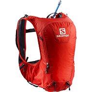 Salomon Skin Pro 10 Set Fiery Red/Graphite - Sportovní batoh