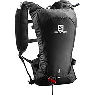 Salomon Agile 6 Set Black - Sportovní batoh
