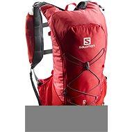 Salomon Agile 12 Set Barbados Cherry/Graphite - Sportovní batoh