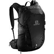 Salomon TRAILBLAZER 30 Black/Black - Tourist Backpack