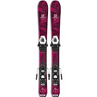 Salomon Qst Lux Jr Xs + C5 Sr J vel. 80 cm - Sjezdové lyže