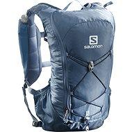 Salomon AGILE 12 SET Copen Blue/DARK DENIM - Sportovní batoh