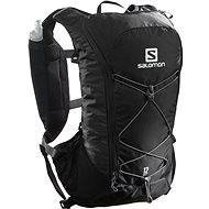Salomon AGILE 12 SET, Black - Sports Backpack