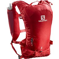 Salomon AGILE 6 SET Goji Berry - Sports Backpack