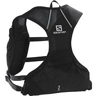 Salomon AGILE 2 SET Black - Sports Backpack