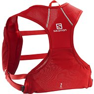 Salomon AGILE 2 SET Goji Berry - Sports Backpack