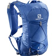 Salomon Agile 12 SET Nebulas, Blue - Sports Backpack