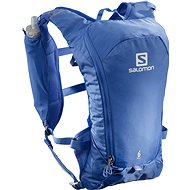 Salomon Agile 6 SET, Blue Swell - Sports Backpack