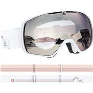 Salomon XT One White/Univ. SuperWhite - Lyžařské brýle