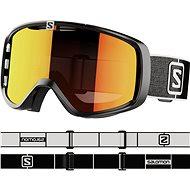 Salomon Aksium Bk/Uni Mid Red - Lyžařské brýle