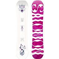 Salomon Gypsy Grom + Rhythm White vel. 127 cm - Snowboard komplet