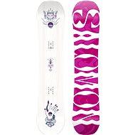 Salomon Gypsy Grom + Rhythm White vel. 138 cm - Snowboard komplet