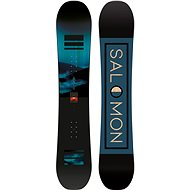 Salomon Pulse + Pact Black vel. 163 cm - Snowboard komplet