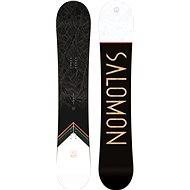 Salomon Sight + Rhythm Black vel. 162W cm - Snowboard komplet