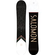 Salomon Sight + Rhythm Black vel. 166W cm - Snowboard komplet