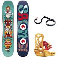 Salomon Team Package - Snowboard komplet