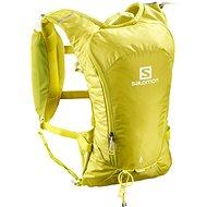 Salomon AGILE 6 SET Citronelle / Sulfur Spring - Sports Backpack