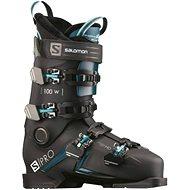 Salomon S/PRO 100 W Black/Blue/Scuba - Lyžařské boty
