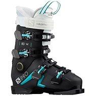 Lyžařské boty Salomon S/PRO 80 W Black/Scuba Blue/W