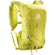Salomon AGILE 12 SET-Citronelle-Sulphu - Sports Backpack