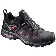 Salomon X Ultra 3 GTX W Magnet / Black / Mineral Red EU 40/245 mm - Trekking Shoes