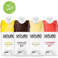 Saturo Taster Pack - Long Shelf Life Food