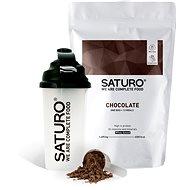 Saturo Prášek Starter Kit, Čokoláda - Trvanlivé nutričně kompletní jídlo