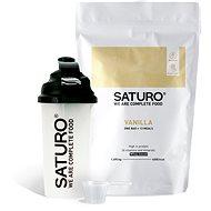 Saturo Prášek Starter Kit, Vanilka - Trvanlivé nutričně kompletní jídlo