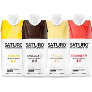 Saturo Starter Box 2020 (4ks) - Trvanlivé jídlo