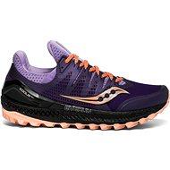 Saucony XODUS ISO 3 fialová/oranžová EU 38 / 235 mm - Běžecké boty