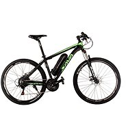 Sava e27 Alu 1.0 - Electric Mountain Bike 27.5""