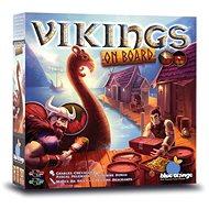 Vikings on Board CZ/DE - Desková hra