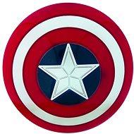 Avengers Assemble - Captain America štít 35cm - Doplněk ke kostýmu