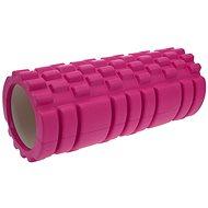 Lifefit Joga Roller A01 růžový - Masážní váleček