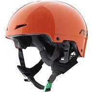 Stiga Play oranžová - Helma na kolo