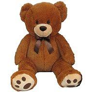 Plyšový medvídek 60 cm, světle hnědý - Plyšová hračka