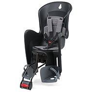 Polisport Bilby RS černo-šedá - Dětská sedačka na kolo
