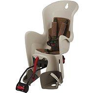 Polisport Bilby RS krémovo-hnědá - Dětská sedačka na kolo