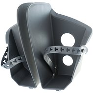 Náhradní stupačky sedačky Polisport Bilby, černá - Příslušenství