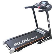 Run sport černý - Běžecký pás
