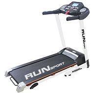 Run sport bílý - Běžecký pás