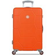 Suitsuit TR-1245/3-M ABS Caretta Popsicle Orange - Cestovní kufr