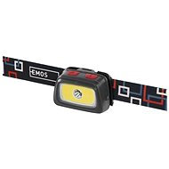 Emos for 3x AAA, 1x LED + 1x COB + 1x CREE XPG LED - Headlamp