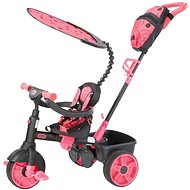 Little Tikes Tricycle 4-in-1 Deluxe Tricyle, Neon Pink - Tricycle